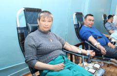 На «Химпроме» прошла благотворительная акция «День донора» донор донорство Химпром