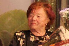 Алектина Сергеева. Фото Ирины Ханна Строгая, добрая и любящая День матери