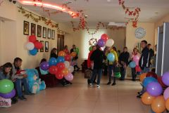 Дети сотрудников «Химпрома» отпраздновали «Посвящение в школяры» Химпром
