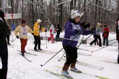 На лыжню за здоровьем.Заряд бодрости, энергии,  отличного настроения. Более 8000 новочебоксарцев встали на лыжи Лыжня России-2019