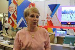 Марина АНИЧЕНКОВА, член президиума Союза женщин Чувашии, предпринимательВо благо семьи, на пользу обществу Съезд женщин Чувашии