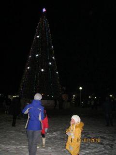 Новый год в Новочебоксарске начался с фейерверка