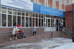 Первый этаж детской поликлиники Новочебоксарска полностью оборудован для приема детей с особенностями. Фото Ирины ХАННАДоступной среде – зеленый свет