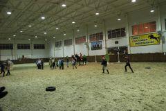 """IMG_5650.JPGНа манеже - \""""Волк и семеро козлят\"""" представление Новый год-2015 конно-спортивная школа выходной"""