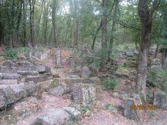 Караимское кладбище в окрестностях пещерного города Чуфут-Кале.Южный берег Крыма: от Алушты до Фороса Колесо путешествий