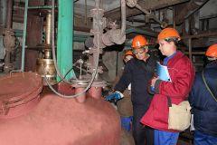 Химики демонстрируют свое мастерство и получают вознаграждение Химпром