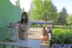 Новочебоксарска Дарья голосует впервые1 июля новочебоксарцы имеют уникальный шанс определить будущее страны на десятилетия вперед Конституция России