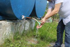 Вода есть во всех проверенных нами цистернах.Чтобы помнили, или навстречу Троице троица Погост