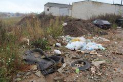 Свалка мусора в овраге по улице Южной продолжает расти.  Пора прекратить потребительски относиться к окружающей среде Круглый стол