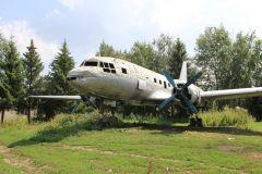 Вот в таком состоянии сейчас находится самолет Ил-14 в Иваньково-Ленино. Фото Максима ИВАНОВАУ чувашского Чкалова фамилия Орлов 100 символов Чувашии