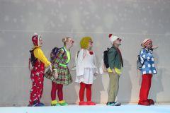 Жаркими выдались праздничные дни у артистов театра драмы: в день давали по два спектакля.Все что хочешь, выбирай!