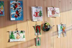 На «Химпроме» выбрали лучшие новогодние поделки Химпром