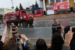 Чувашия встретила участников международного ралли «Шёлковый путь» (фото) Шелковый путь Чебоксары