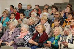Встреча «взрослых» людей на «Химпроме»«Химпром» поздравил ветеранов производства с Днем пожилых людей Химпром