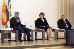 Обсуждение Комплексной программыСтатус ТОСЭР позволит Новочебоксарску привлечь 10 млрд рублей инвестиций  инвестиции