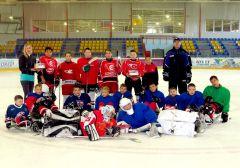 "Фото автораМастер-класс от ""Сокола-2007"" следж-хоккей"