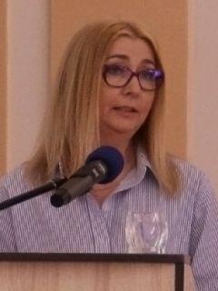 Инна Антонова, первый замминистра экономического развития ЧувашииКапитальные вложения ТОСЭР Программа развития