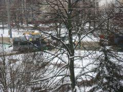 IMG_7469.JPGМаршрутка 262 столкнулась со снегоуборочной машиной
