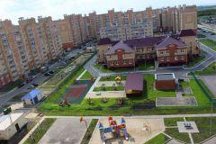 """Планировка в """"Новом городе"""": просторно и удобно, есть и место для парковки, и детский сад в шаговой доступности.Новая жизнь в """"Новом городе"""" В ногу со временем"""