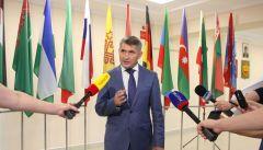 Олег Николаев предложил проводить ежегодный фестиваль народов, проживающих в Чувашии, в День народного единства