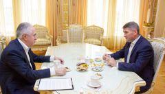 Олег Николаев дал интервью федеральному эксперту в экологии и защите окружающей среды