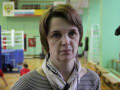 Эльвира МатренинаБольшой ремонт в спорткомплексе Реализация нацпроектов