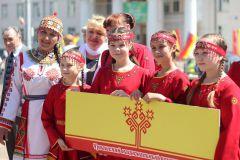 IMG_7913.jpg В праздновании Дня России в Чебоксарах приняли участие более 6 тысяч человек 12 июня — День России