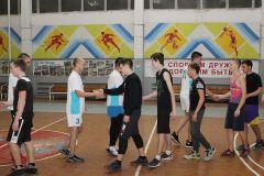 Дружеская встреча - игра в баскетбол между рабочей молодежью ПАО «Химпром» и студентами «НХМТ»Дружеская встреча - игра в баскетбол между рабочей молодежью ПАО «Химпром» и студентами «НХМТ» Химпром