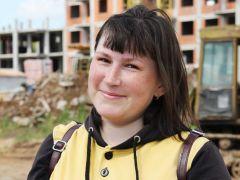 Ольга, мама двоих детейСтроим, как для себя Реализация нацпроектов