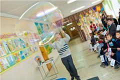 IMG_8897.jpg«Ростелеком» подарил детям праздник мыльных пузырей Филиал в Чувашской Республике ПАО «Ростелеком» День учителя