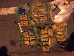 Полицйские Чувашии пресекли канал сбыта наркотиков, изъято более 7 килограммов запрещенных веществ