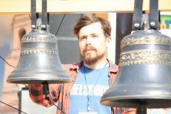 """IMG_9151.JPG""""Волжские перезвоны""""  приглашают чебоксарцев и гостей столицы на Красную площадь Фестиваль Волжские перезвоны"""