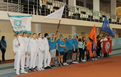Спортивный фестиваль на Кубок ПАО «Химпром» торжественно открыт Химпром