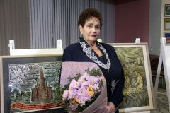 Дина Ивановна Петрова — почетный гражданин Новочебоксарска Почетный гражданин Новочебоксарска
