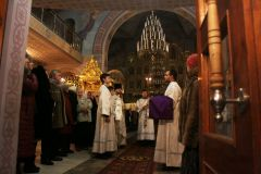 Как прошло Крещение в Новочебоксарске 19 января — Крещение Господне