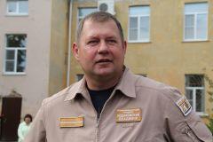 Командир воздушного судна Владимир Ходаковский.Небесная карета скорой помощи