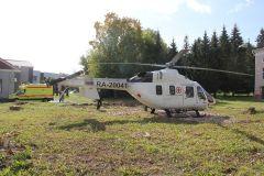 Небесная карета скорой помощи