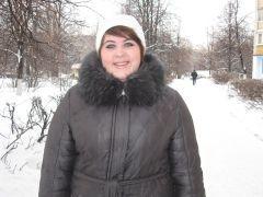 Лена,  парикмахер.Фото автораРецепт счастья-2011 Опрос Новый год  - 2011