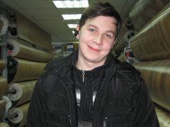 Денис КОЖИН,  22 года.Фото автораРецепт счастья-2011 Опрос Новый год  - 2011