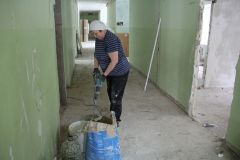 Остальные этажи тоже скоро преобразятся.  Фото cap.ru и Марии СмирновойДетская поликлиника к Новому году преобразится ремонт