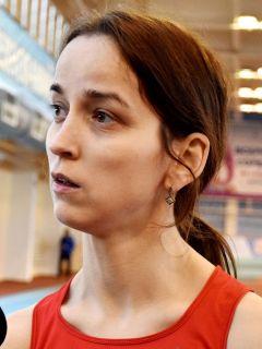 Заслуженный мастер спорта России Елена ИвановаНа пути к Паралимпиаде