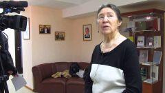 Ieva_Lisina.jpgПереводчик Библии Ева Лисина отмечает 75-летие культура Ева Лисина перевод библия проза Геннадий Айги