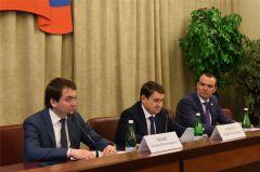 Глава Чувашии провёл заседание рабочей подгруппы Государственного совета РФ