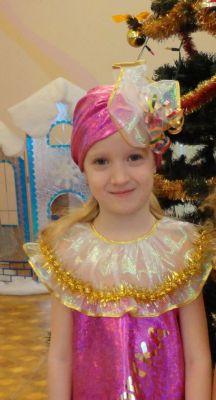 Ильдеркина ОльгаКакими добрыми делами  вы похвастались бы перед Дедом Морозом? Новый год-2013 Устами младенца