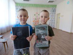 Илья и Макар Ивановы,  по 4 годаМой прадед сражался на страшной войне Память поколений Бессмертный полк