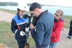 Инструментальные замеры на земляной плотинеПервая в Чувашии сейсмологическая сеть оборудована на Чебоксарской ГЭС РусГидро