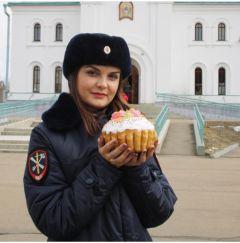 Сотрудники МВД России обеспечили порядок и безопасность на пасхальных мероприятиях