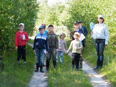 ЮннатыЧебоксарская ГЭС помогла организовать «Школу дикой природы» для юннатов РусГидро