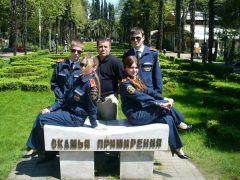 Новочебоксарские кадеты команды «Юный спасатель» Юные новочебоксарские спасатели - лучшие в России  Юный спасатель