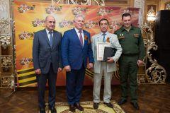Музей Мужества и Боевой Славы НХМТ побеил в конкурсе «Лучшая музейная экспозиция»